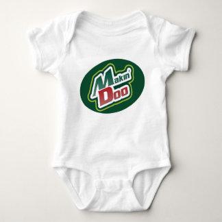 Makin' Doo Parody Baby Bodysuit