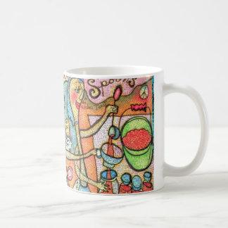 Makin' Salsa Mug