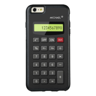 Making a Funny and Perfect Fake Calculator Look OtterBox iPhone 6/6s Plus Case