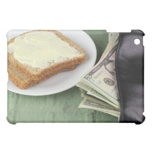 Making a Living, Bread & Butter Case For The iPad Mini