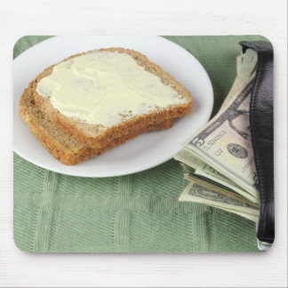 Making a Living, Bread & Butter Mouse Pad