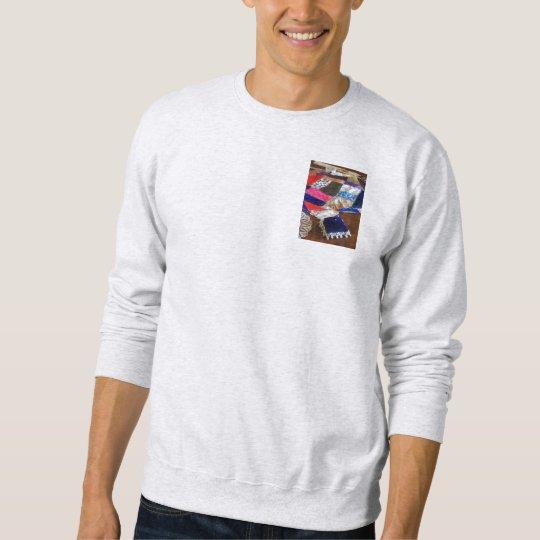 Making a Quilt Sweatshirt