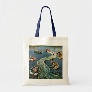 Making A Wake by Ben Kimberly Pins Tote Bag