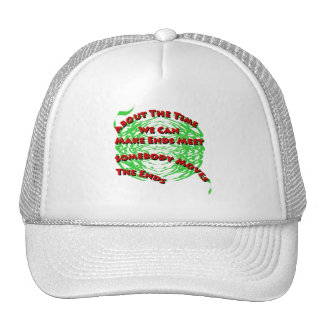 Making Ends Meet Trucker Hat