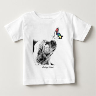 Making Friends Baby T-Shirt
