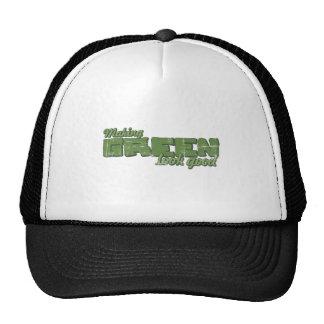Making Green Look Good Trucker Hat