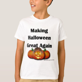Making Halloween Great Again Light T-Shirt