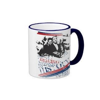 Making History Ringer Coffee Mug