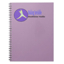 Making Invisible Disabilities Visible Notebook