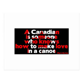 Making Love in a Canoe Post Cards