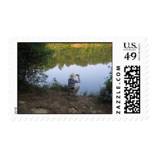 Making Memories Postage Stamp