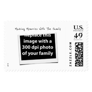 Making Memories With The Family Postage