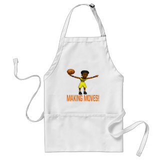 Making Moves Adult Apron