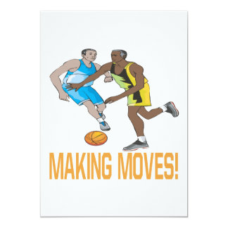 Making Moves Card