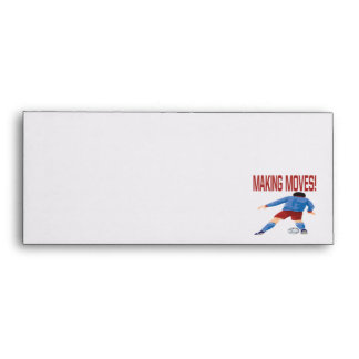 Making Moves Envelope