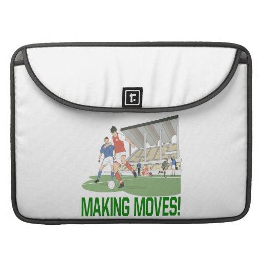 Making Moves Sleeve For MacBooks