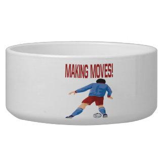 Making Moves Dog Water Bowl