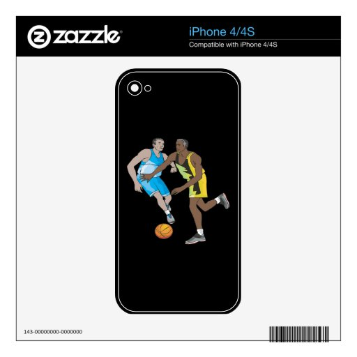 Making Moves Skin For The iPhone 4