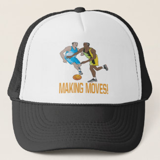 Making Moves Trucker Hat