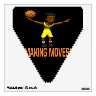 Making Moves Wall Decal