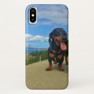 Making my way downtown iPhone x case