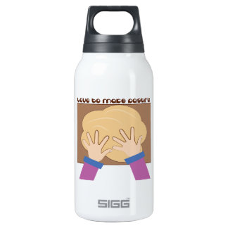 Making Pastry 10 Oz Insulated SIGG Thermos Water Bottle