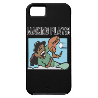 Making Plays iPhone SE/5/5s Case
