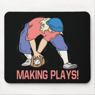 Making Plays Mouse Pad