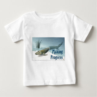 Making Progress Baby T-Shirt