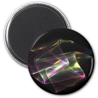 Making Rainbows 2 Inch Round Magnet