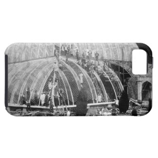 Making repairs to the Great Conservatory at Chatsw iPhone SE/5/5s Case