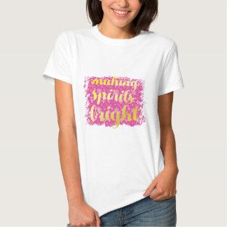 Making Spirits bright Shirt