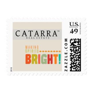 Making Spirits Bright Stamp
