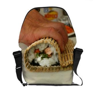 Making Sushi Messenger Bag