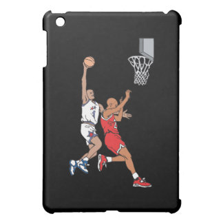 making the shot basketball design iPad mini case