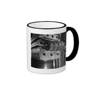 Making Tracks, 1941 Ringer Coffee Mug