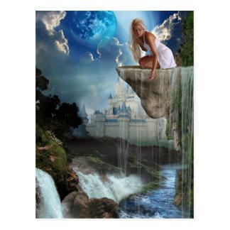 Making Waterfalls (Postcard) Postcard