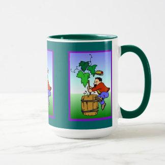 Making wine mug