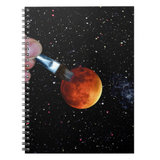 MAKING WORLDS! (Hand of God series) ~ Note Book