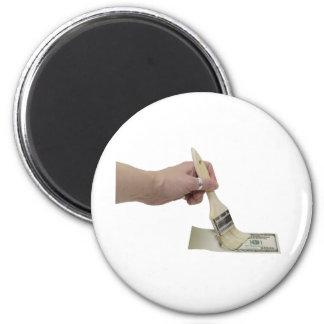 MakingFortune062509 2 Inch Round Magnet