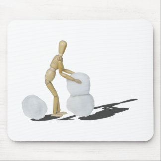 MakingSnowmanTwoPieces101115.png Mouse Pad