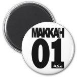Makkah 01 imanes para frigoríficos