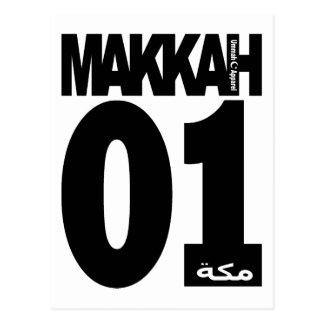 Makkah 01 postcard