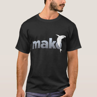 Mako Light on Dark Logo T Shirt