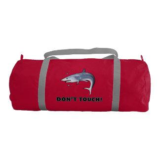 Mako Shark: Don't Touch! Gym Bag