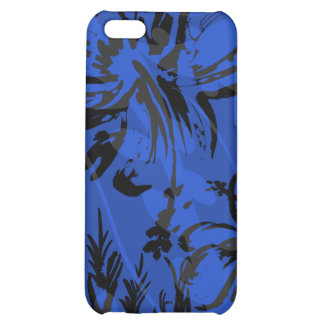 Makole Hibiscus Floral iPhone 5C Cases
