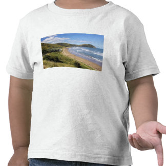 Makorori Beach near Gisborne, Eastland, New Shirts