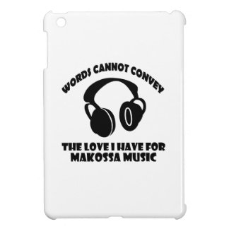 Makossa Music designs Case For The iPad Mini