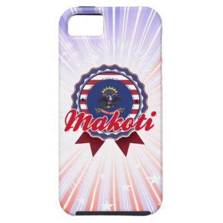 Makoti, ND iPhone 5 Cover