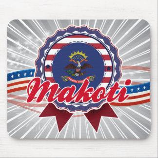 Makoti, ND Mousepads